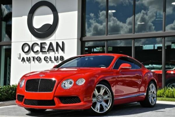 2013 Bentley Continental GT in Doral, FL