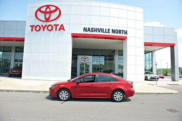 2020 Toyota Corolla in Madison, TN