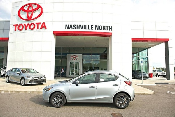 2020 Toyota Yaris in Madison, TN