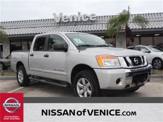 Nissan Titan Sv Crew Cab Wd Swb For Sale In Venice Fl