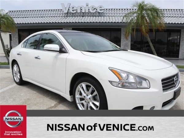 used nissan maxima for sale in venice fl u s news world report. Black Bedroom Furniture Sets. Home Design Ideas