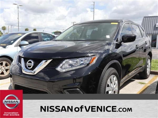 2016 Nissan Rogue in Venice, FL