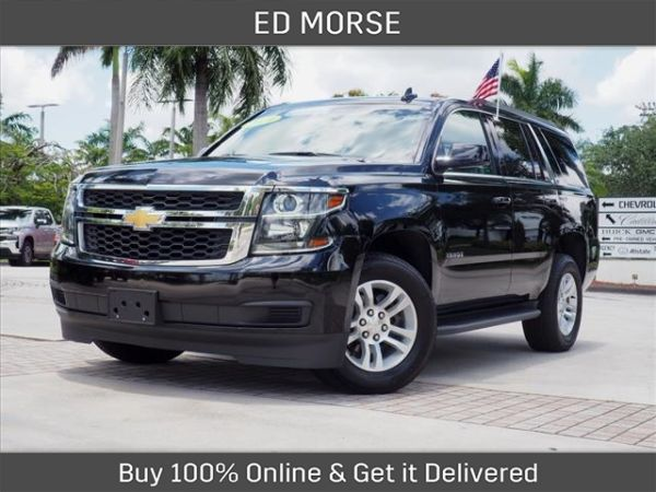 2019 Chevrolet Tahoe in Sunrise, FL