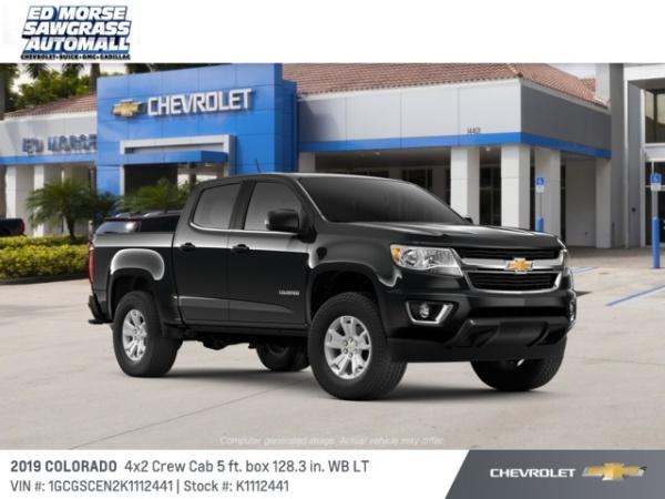 2019 Chevrolet Colorado in Sunrise, FL