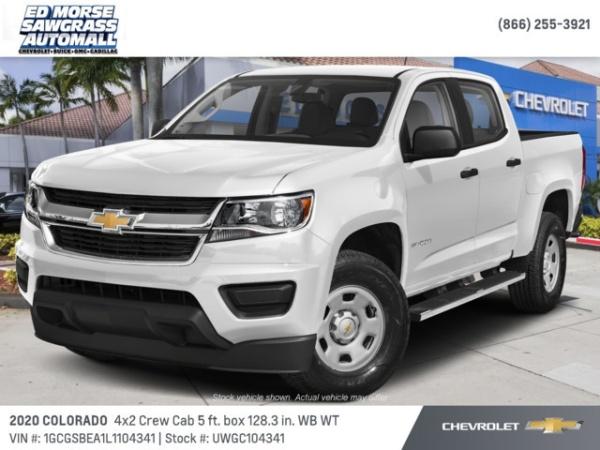 2020 Chevrolet Colorado in Sunrise, FL
