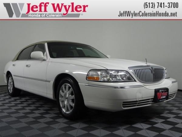 Lincoln Dealer Cincinnati >> Used Lincoln Town Car for Sale in Cincinnati, OH | U.S. News & World Report
