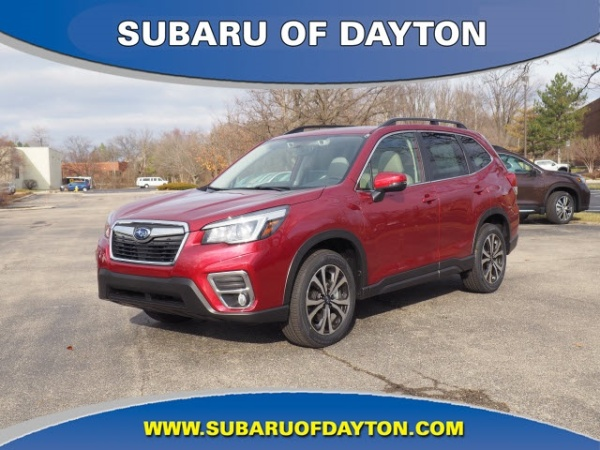 2020 Subaru Forester in Dayton, OH