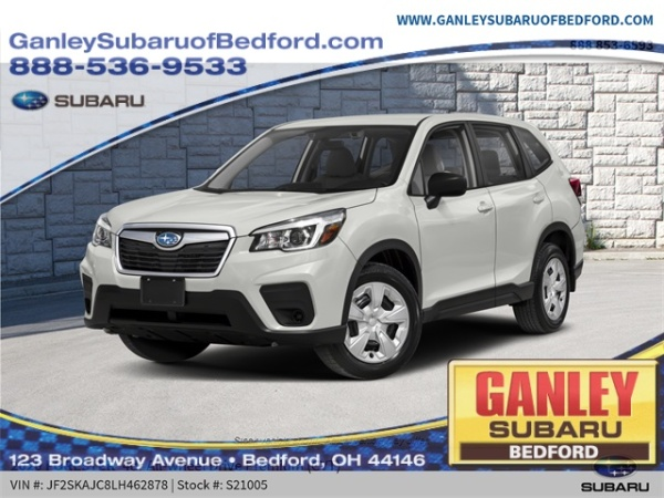 2020 Subaru Forester in Bedford, OH