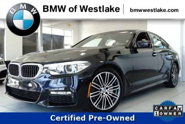 2017 BMW 5 Series in Westlake, OH