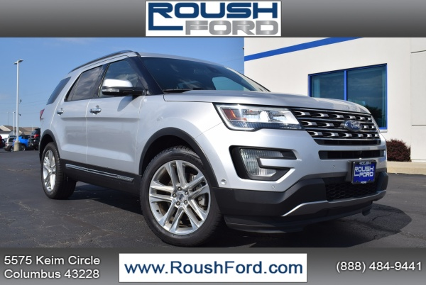2017 Ford Explorer in Columbus, OH