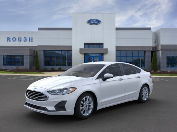2020 Ford Fusion in Columbus, OH