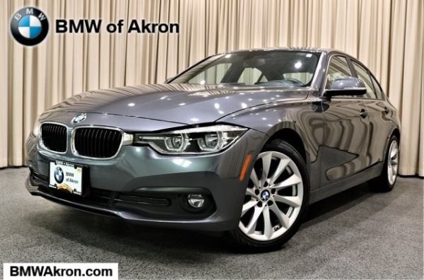 2016 BMW 3 Series in Akron, OH