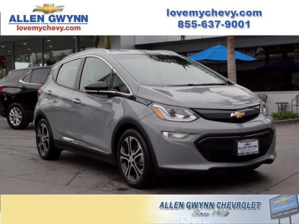2019 Chevrolet Bolt