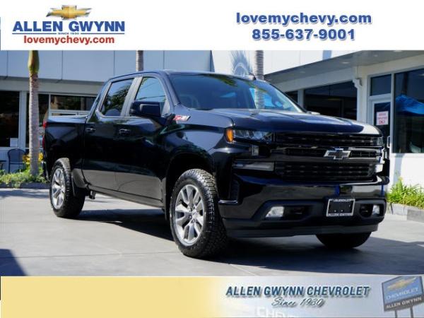 2020 Chevrolet Silverado 1500 in Glendale, CA