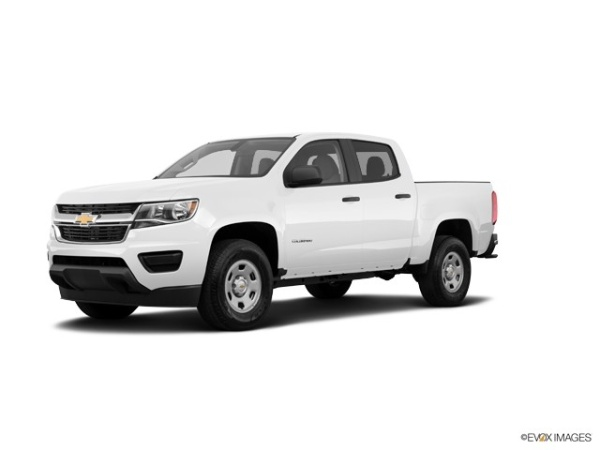 2019 Chevrolet Colorado WT