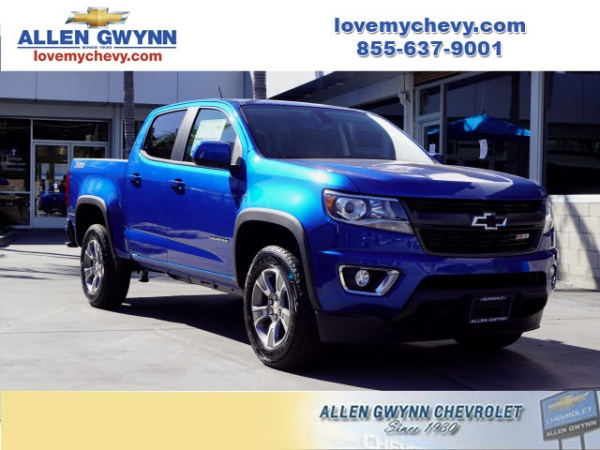 2019 Chevrolet Colorado in Glendale, CA