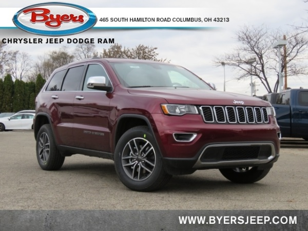 2020 Jeep Grand Cherokee in Columbus, OH