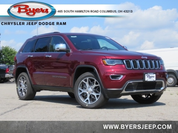 2019 Jeep Grand Cherokee in Columbus, OH