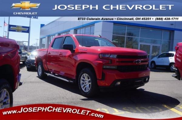 2019 Chevrolet Silverado 1500 in Cincinnati, OH