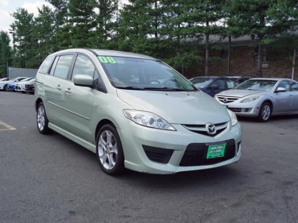 2008 Mazda Mazda5