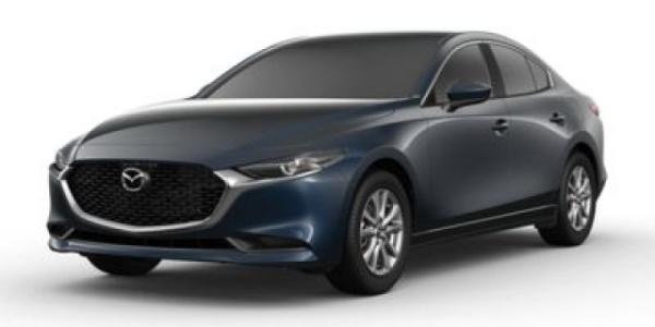 2019 Mazda Mazda3 4-Door Automatic FWD