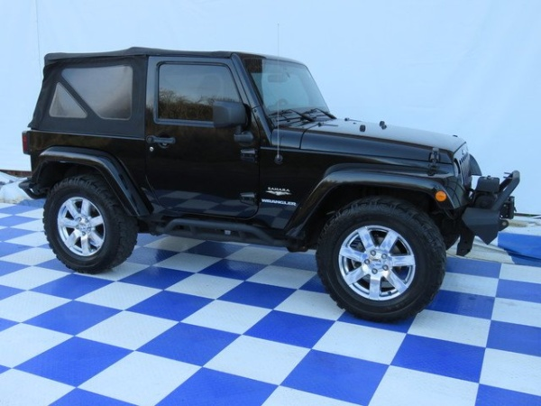 2012 Jeep Wrangler in Franklin, TN