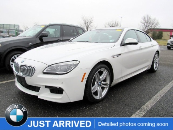 2017 BMW 6 Series in Mount Laurel, NJ