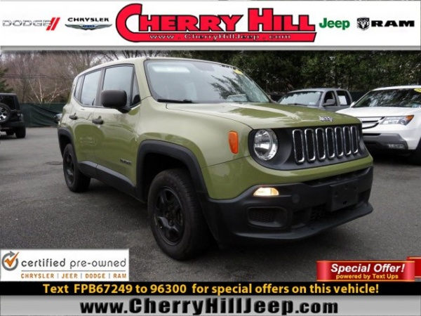 2015 Jeep Renegade in Cherry Hill, NJ