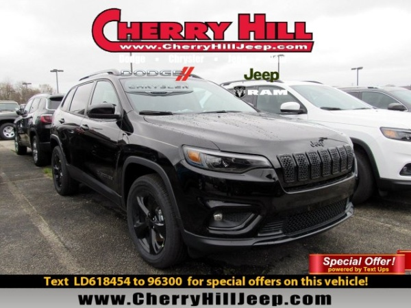 2020 Jeep Cherokee in Cherry Hill, NJ