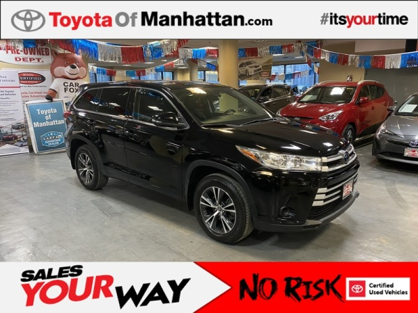 2017 Toyota Highlander in New York, NY