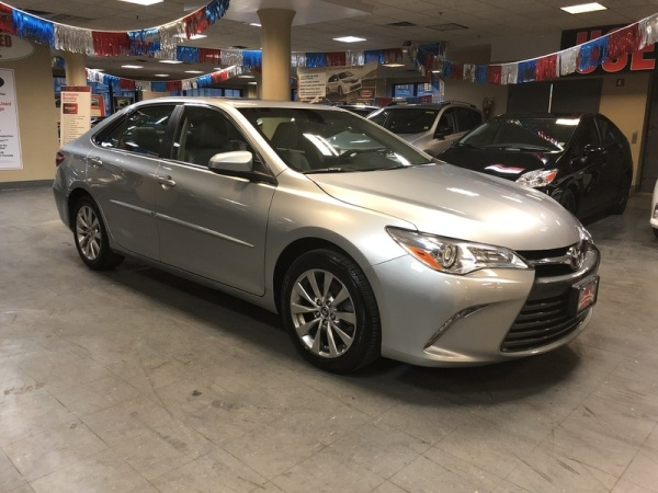 2015 Toyota Camry XLE 4 Cyl $19,869 New York, NY