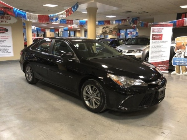 2015 Toyota Camry Dealer Inventory In New York, NY (10001) [change Location]