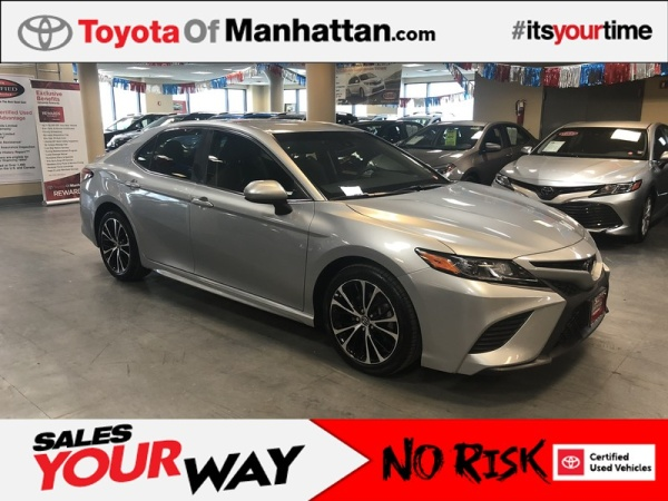 2018 Toyota Camry in New York, NY