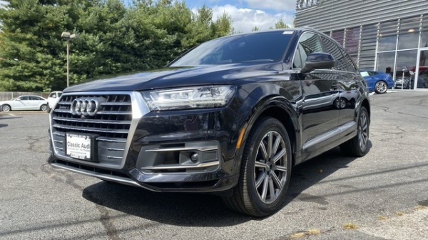 2019 Audi Q7 in Eastchester, NY