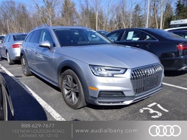 2017 Audi allroad in Latham, NY