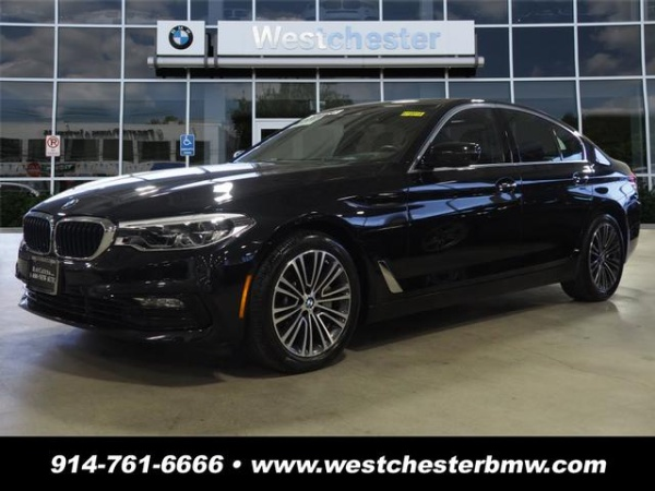 2017 BMW 5 Series in White Plains, NY