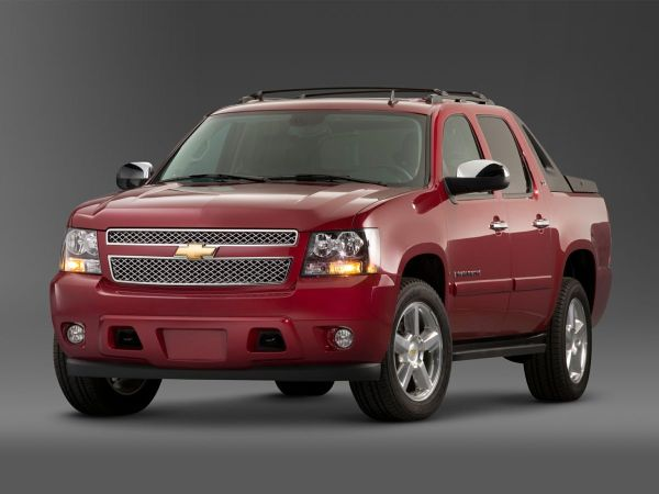 2009 Chevrolet Avalanche LS