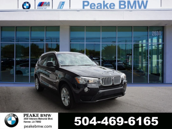 2017 BMW X3 in Kenner, LA