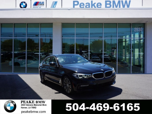 2017 BMW 5 Series in Kenner, LA