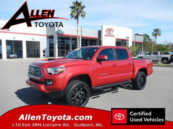 2017 Toyota Tacoma in Gulfport, MS