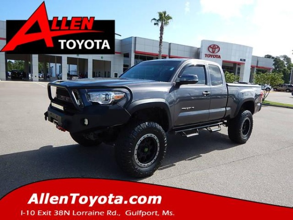2016 Toyota Tacoma in Gulfport, MS