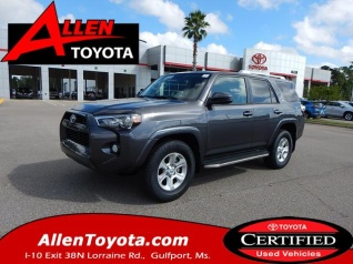Used 2018 Toyota 4Runner SR5 RWD For Sale In Gulfport, MS