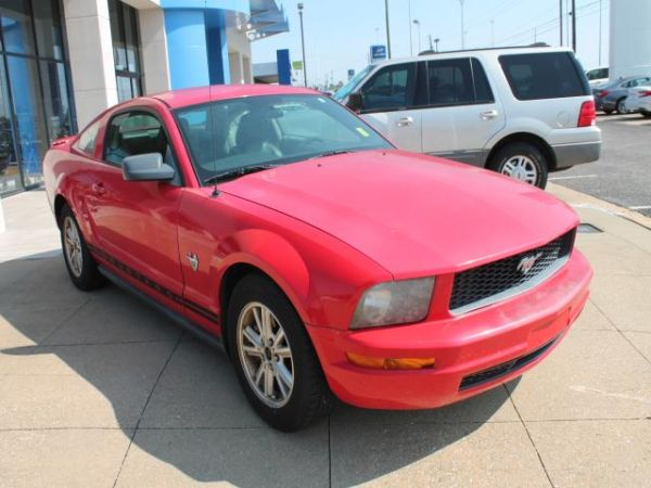 2009 Ford Mustang Base