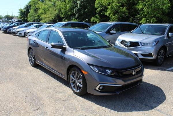 2020 Honda Civic in Montgomery, AL