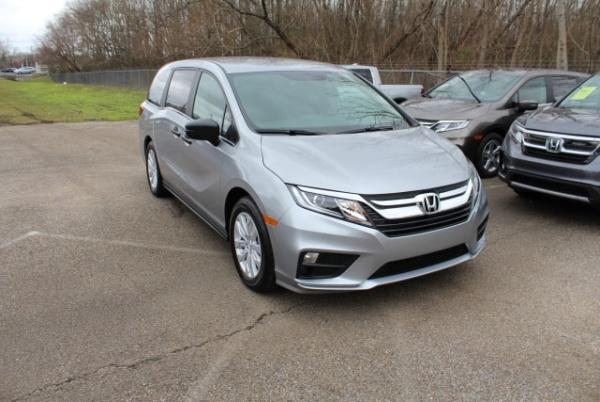2019 Honda Odyssey in Montgomery, AL