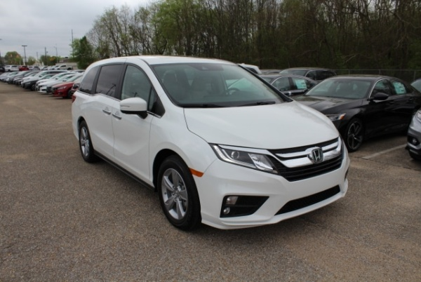 2020 Honda Odyssey in Montgomery, AL