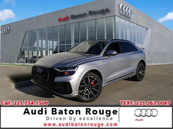 2020 Audi Q8 in Baton Rouge, LA