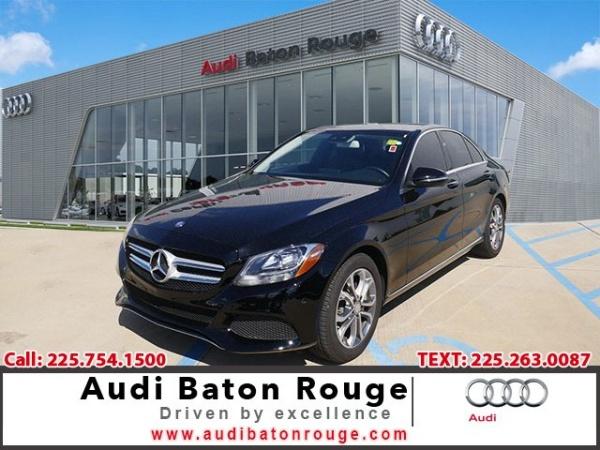 2016 Mercedes-Benz C-Class in Baton Rouge, LA