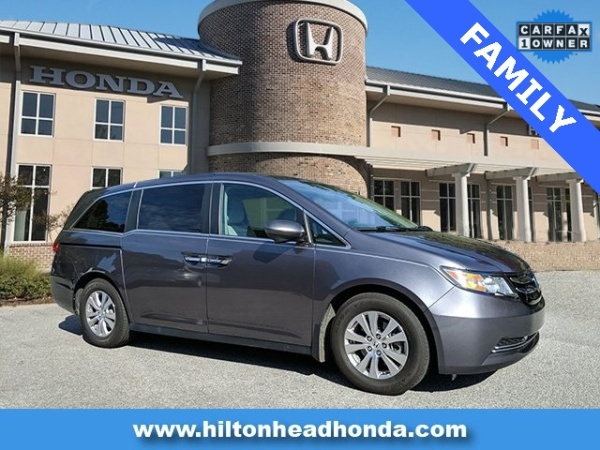 2016 Honda Odyssey in Bluffton, SC