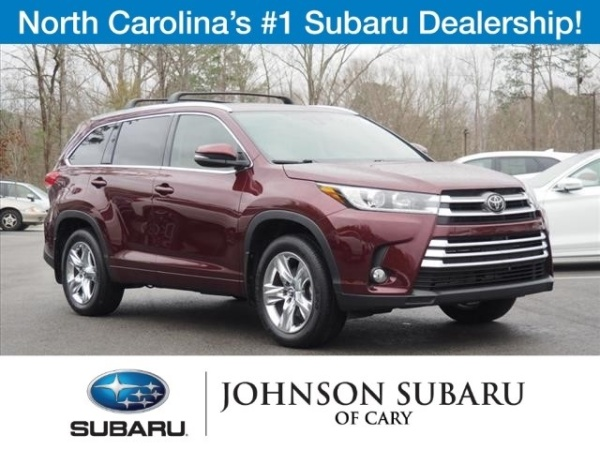 2018 Toyota Highlander in Cary, NC